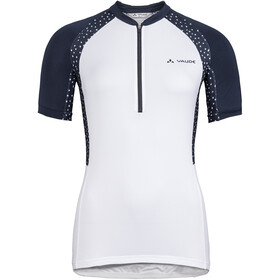 VAUDE Advanced IV Jersey Damen white